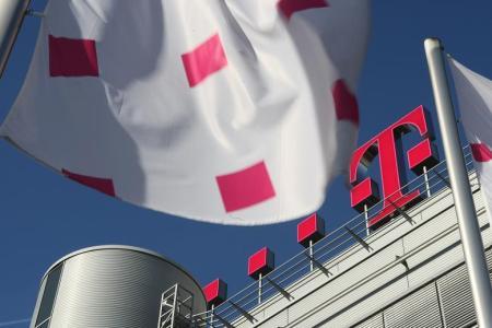 Blick auf die Telekom Zentrale (Foto Deutsche Telekom)