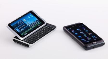 Der neue Communicator? Nokia E7