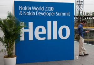 Nokia World 2010 - wie geht es weiter?