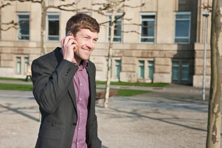 Mobiles Telefonieren besteht heute nicht mehr nur aus Sprache