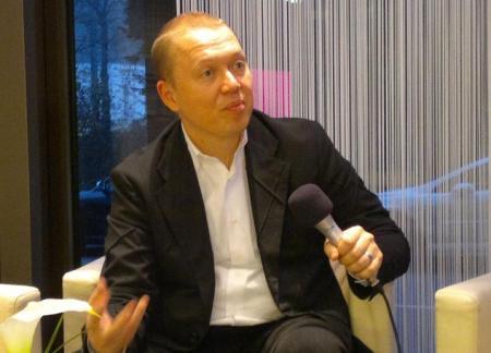 Marko Ahtisaari Vicepresident Design bei Nokia