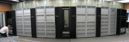 Hochleistungsrechner von T-Systems