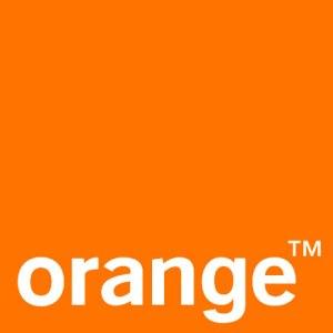 Das Logo von Orange