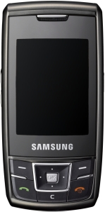 Samsung D880 (Quelle: samsung.de)