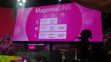 Magenta 1 zur IFA 2014