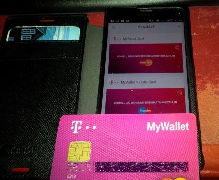 Mobiles Bezahlen mit dem Handy